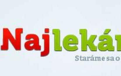 Najlekaren.eu  je prvá slovenská internetová lekáreň s licenciou