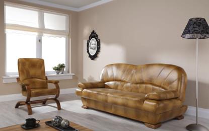 Je kožený gauč nesmrteľný?