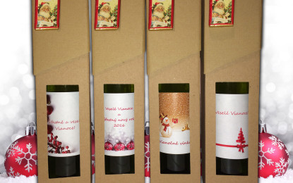Prečo potešiť na Vianoce darčekom práve z Wine story?