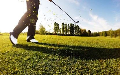 Golf – šport, ktorý prospieva nášmu zdraviu