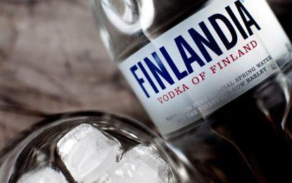 Fínska vodka vás osvieži