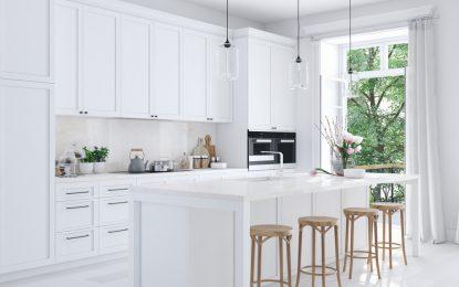Biela kuchyňa nie je kompromis, ale nadčasové riešenie